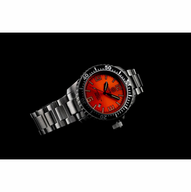 Daynight 32 T-100 Automatic – 32 Tritium Tubes Orange Dial