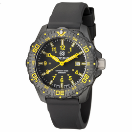 DAYNIGHT DIVER TRITIUM BLACK/YELLOW