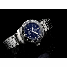 Daynight Recon T-100 Swiss Eta  Automatic  45mm 65 Tubes Ceramic Bezel
