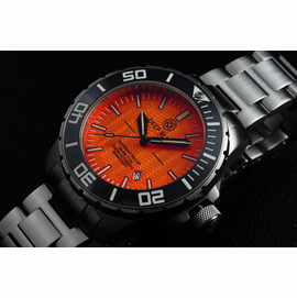 DAYNIGHT RECON TRITIUM T-100 Orange Dial