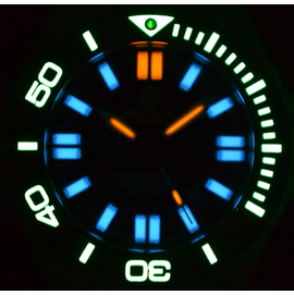 DAYNIGHT RESCUE T-100 AUTOMATIC TRITIUM LUME