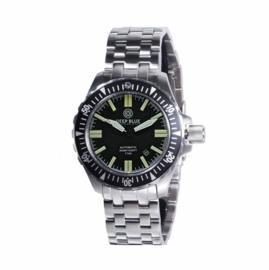 DAYNIGHT T-100 TRITIUM GREEN FLAT TUBES BRACELET AUTOMATIC