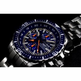 DAYNIGHT T-100 TRITIUM VALJOUX CHRONOGRAPH VIDEO