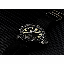 DAYNIGHT T100 OPS TRITIUM FLAT TUBES -44.5MM PVD CASE