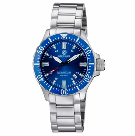 DAYNIGHT TRITDIVER T-100 AUTOMATIC BLUE BEZEL �DARK BLUE DIAL
