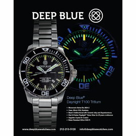 Deep Blue Ad campaign Fall 2012