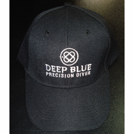 Deep Blue Hat