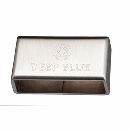 DEEP  BLUE  KEEPER 22mm SS/PVD