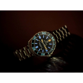 DEEP BLUE  T-100 Tritium Video