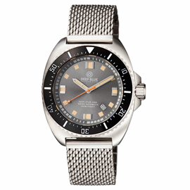 DEEP STAR 1000  SWISS AUTOMATIC BRACELET – DIVER GREY