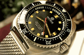 DEEP STAR 1000 SWISS AUTOMATIC DIVER