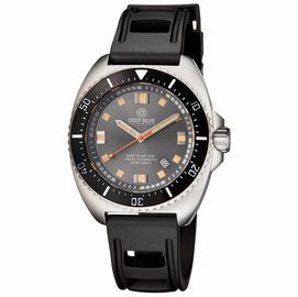 DEEP STAR 1000  SWISS AUTOMATIC STRAP– DIVER GREY