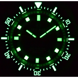 DEEP STAR LUME GREY DIAL