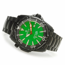 Depthmaster 3000m- Green PVD