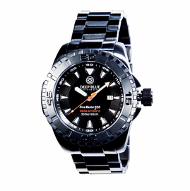 DIVE MASTER 500 PVD Black