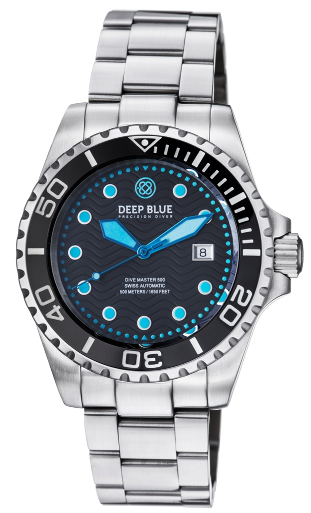 android skeleton silverjet watch divemaster watches