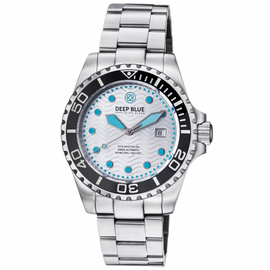 DIVE MASTER 500 SWISS AUTOMATIC DIVER SILVER