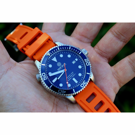 HYDRO 91 Natural Rubber Strap