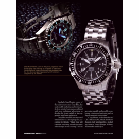 IW Magazine July 2010
