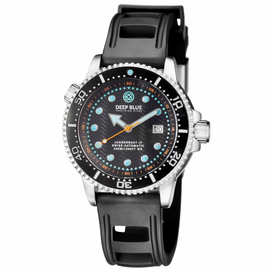 JUGGERNAUT IV SWISS AUTOMATIC – DIVER BLACK
