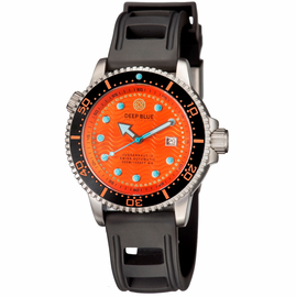 JUGGERNAUT IV SWISS AUTOMATIC – DIVER ORANGE