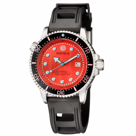 JUGGERNAUT IV SWISS AUTOMATIC – DIVER RED