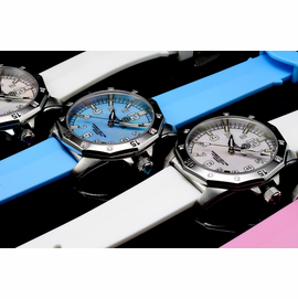 Lady Blue -Daynight T-100  Ladies Tritium Watch Collection