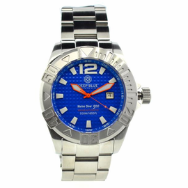 MARINE DIVER 500 Blue/Orange