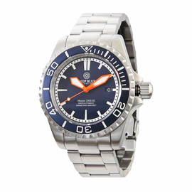Master 2000 III Inner Lume Ring  - Blue Blue Orange