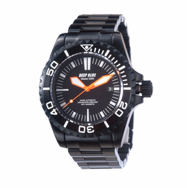 Master 2000 PVD Black Black Orange