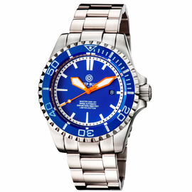 MASTER 2000 SWISS AUTOMATIC DIVER – BLUE-BLUE-ORANGE