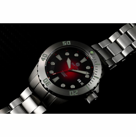 MASTER DIVER AUTOMATIC RED DIAL