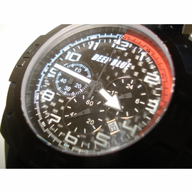 Master Timer Carbon Dial