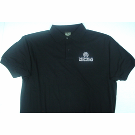 "Mens ""Deep Blue"" Polo Shirt"