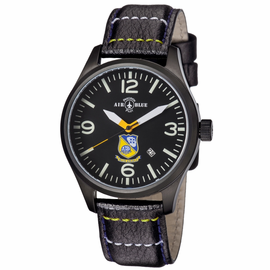 Mens US NAVY BLUE ANGELS PVD AUTOMATIC  Watch