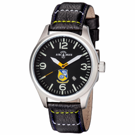 Mens US NAVY BLUE ANGELS SS AUTOMATIC Watch