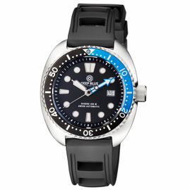 MILITARY DIVER 300 SWISS AUTOMATIC – DIVER BLACK/BLUE