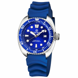MILITARY DIVER 300 SWISS AUTOMATIC � DIVER BLUE