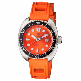 MILITARY DIVER 300 SWISS AUTOMATIC – DIVER ORANGE- ORANGE HYDRO STRAP