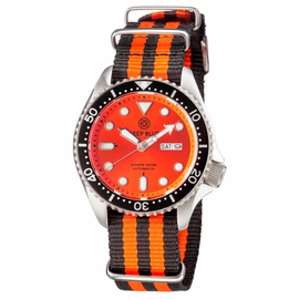 NATO DIVER 300  AUTOMATIC – SS DIVER ORANGE