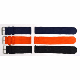 PERLON 22MM STRAP 2 PCS NYLON