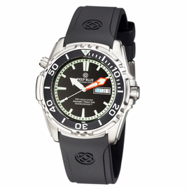 PRO AQUA 1500M AUTOMATIC DIVE WATCH BLACK