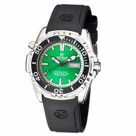 PRO AQUA 1500M AUTOMATIC DIVE WATCH GREEN