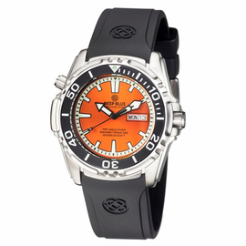 PRO AQUA 1500M AUTOMATIC DIVE WATCH ORANGE