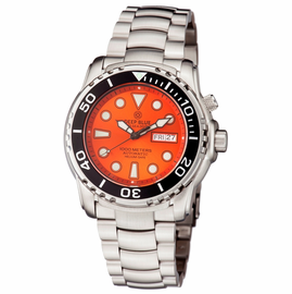 PRO SEA DIVER 1000M BRACELET ORANGE