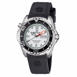 PROAQUA QUARTZ DIVER -  1000m- 2 COLORS