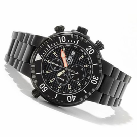 Sea Chrono PVD Black
