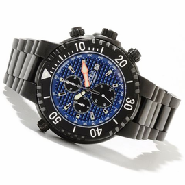 Sea Chrono PVD Blue