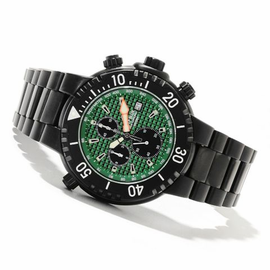 Sea Chrono PVD Green Dial