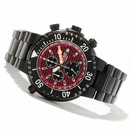 Sea Chrono PVD Red Dial